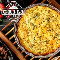 Grilled Egg & Beef Casserole recipe